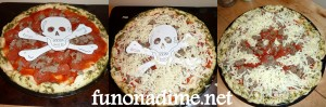 Pirate Pizza