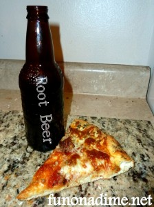 Pirate Pizza and Root Beer Birthday Party