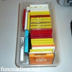 Many Old Cassettes Books on Tape