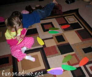 Easy Thanksgiving Kids Craft