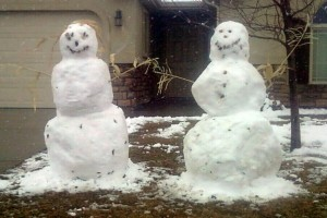 Awesome Snowmen