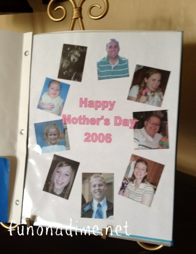 Happy Mother's Day Book