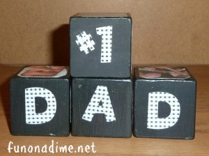 #1 Dad Craft
