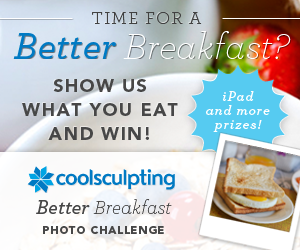 Better Breakfast Challenge