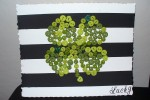 Cute St. Patrick's Day Home Decor Craft {Guest Post}