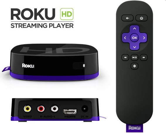 Win a Roku HD