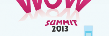 GreenMoms Meet Wow Summit 2013 Giveaway