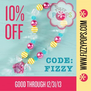 Fizzy Pops Coupon - Discount Code