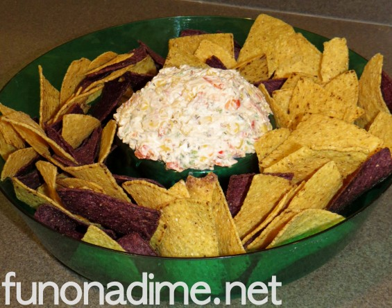 Holiday Dip Ideas