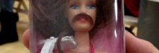 Shave and Play Barbie - White Elephant Gift Idea