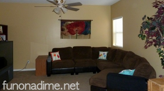How to redecorate on a dime