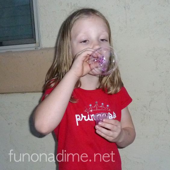 1 Bubble Fun with Straws