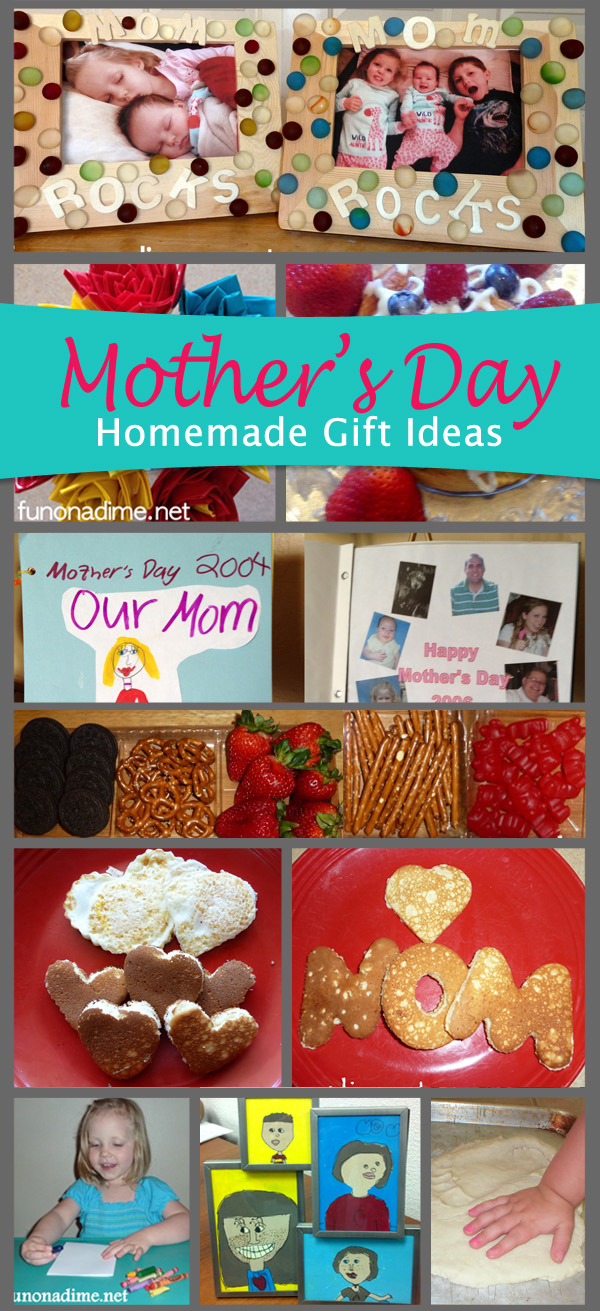 10 Easy Homemade Mother's Day Gift Ideas