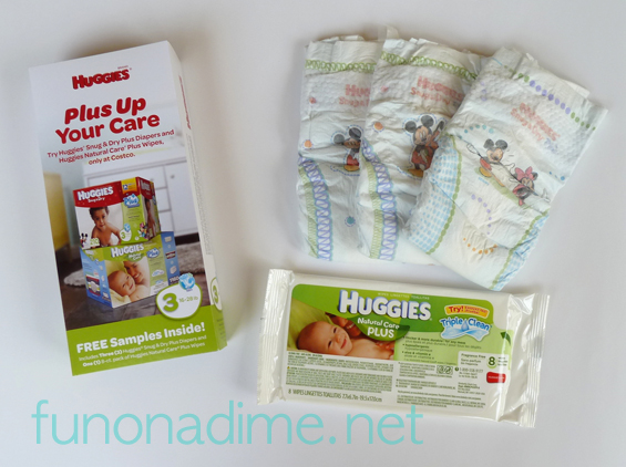 Plus Up Your Care – try Huggies® Snug & Dry Plus Diapers and ...