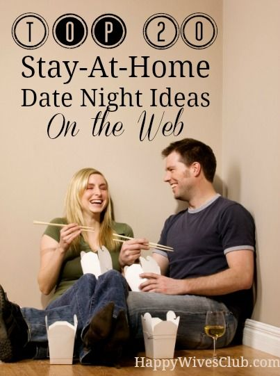 stay home dates/happy wives club