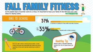Family Fitness - How to achieve it