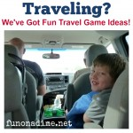 Traveling Games for Car Trips