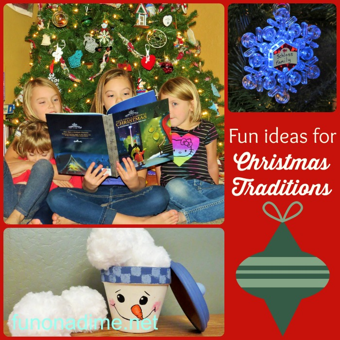 fun ideas for christmas traditions