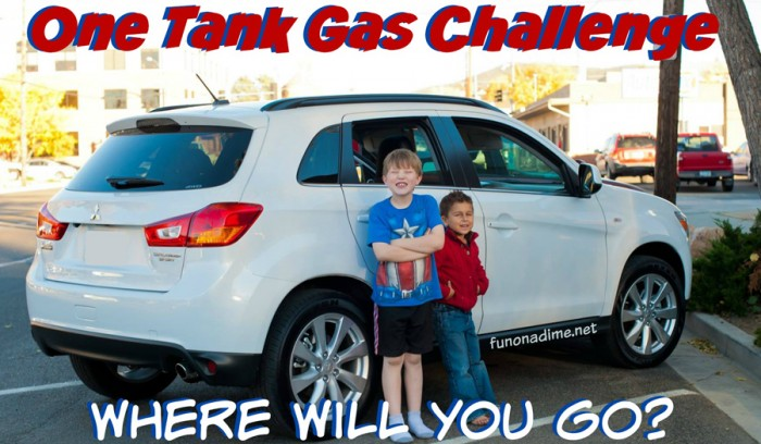 How To Travel On a Dime – Gas Tank Challenge