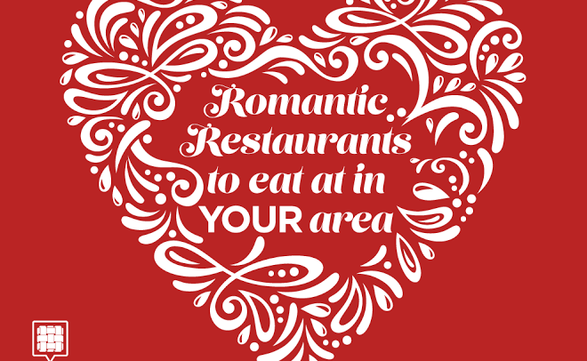 Favorite Romantic Restaurants - Across the United States