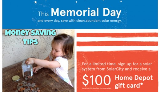 Money Saving Tips, solar energy