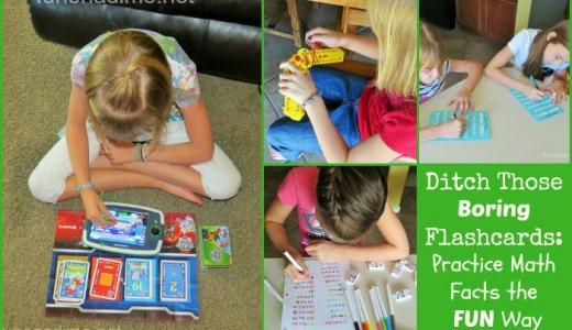 Ditch Those Boring Flashcards: Practice Math Facts the FUN Way