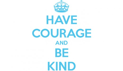 Have Courage and Be Kind - Cinderella